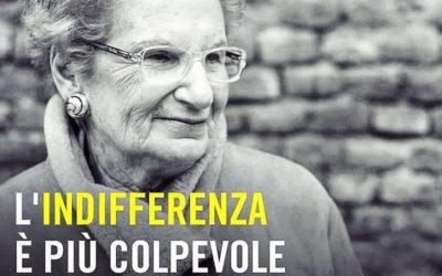 27 Gennaio: giornata della Memoria. La testimonianza agli studenti di Liliana Segre.